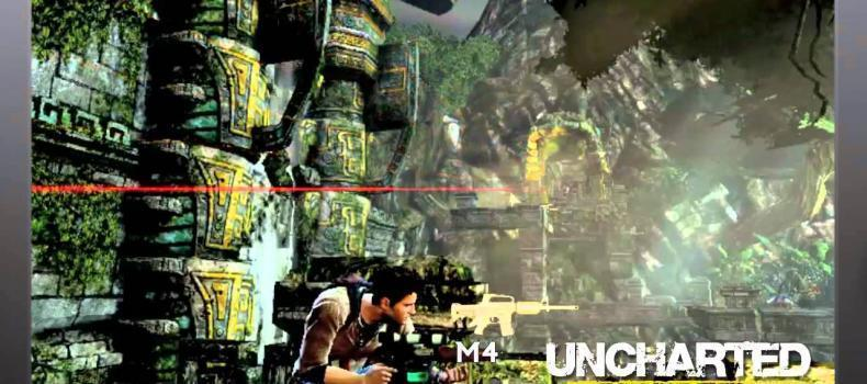 Uncharted: Golden Abyss Trailer for PS Vita
