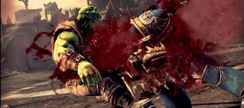 Warhammer 40,000: Space Marine – Our Universe