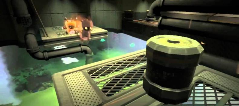WARP – Echo: Swap Abilities Video