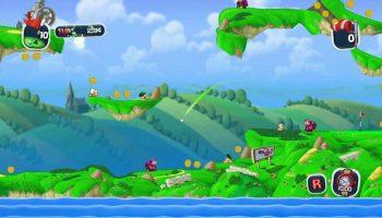 Worms Crazy Golf Gameplay Trailer
