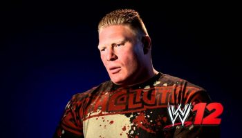"""WWE '12 – Brock Lesnar """"The Interview"""""""