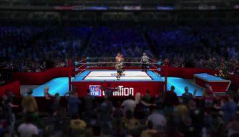 WWE 12′ – Create An Arena Trailer