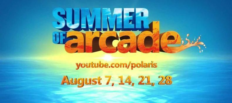 Xbox Live's final two Summer of Arcade live show airs August 21st and 28th on YouTube