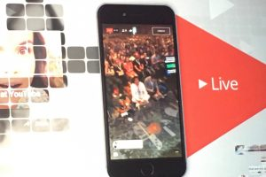 YouTube Launches Mobile Streaming