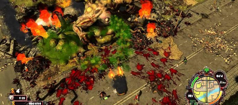 Zombie Driver HD Announcement Trailer
