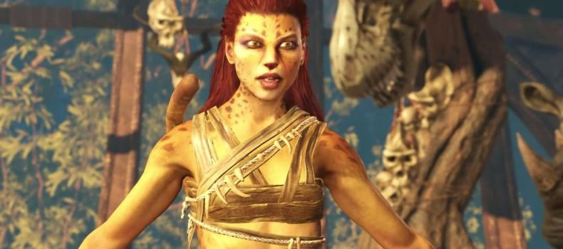 Injustice 2: New Cheetah Trailer Released