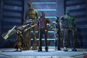 Guardians of the Galaxy Game Pic And Synopsis