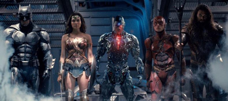 Zack Snyder Talks Justice League