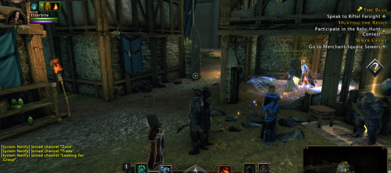 Neverwinter: The Cloaked Ascendancy To Hit Consoles