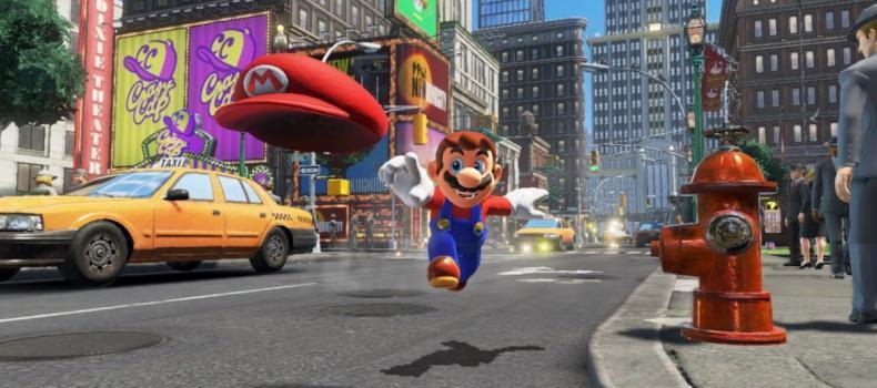 E3 2017: Super Mario Odyssey Has Co-Op