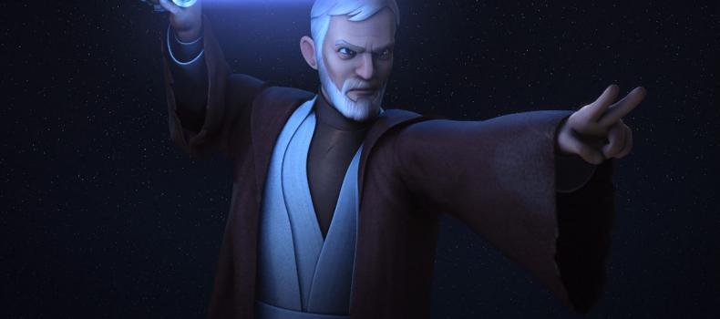 Star Wars Rebels: Obi-Wan Kenobi Confronts Darth Maul in 'Twin Suns'