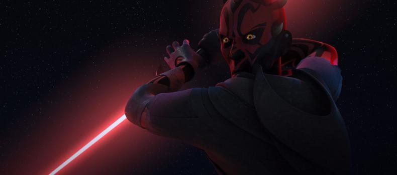 Darth Maul Was Supposed to Die Earlier in Star Wars Rebels