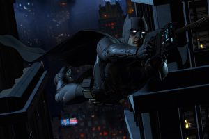 Batman: The Telltale Series May Be Coming To The Switch