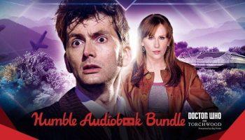 doctor who humble bundle audiobook