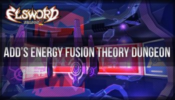 Elsword Gets Theory Dungeon