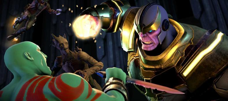 Telltale Reveals Guardians of the Galaxy Release Date And Cast
