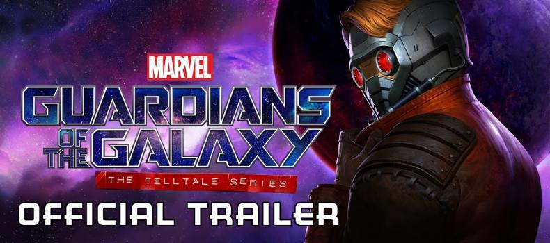 Guardians Of The Galaxy: The Telltale Series Announced