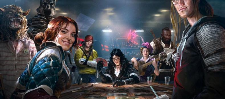 Gwent: The Witcher Card Game Launching Beta On PlayStation 4