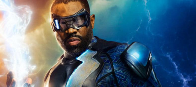 First Image From The CW's Black Lightning