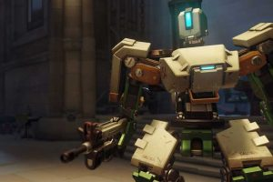 Overwatch's Bastion To Get Nerfed