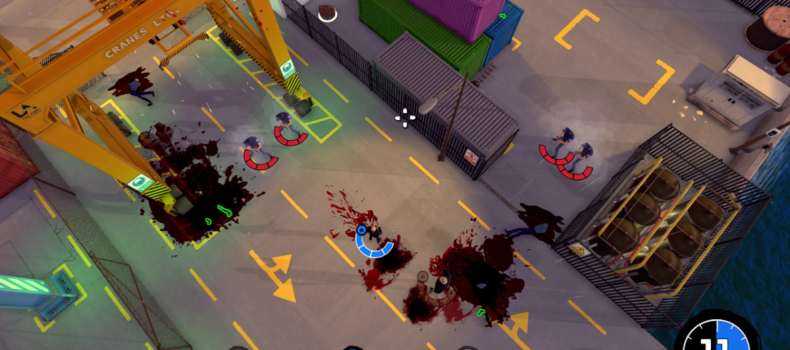 Reservoir Dogs: Bloody Days Video Game Announced