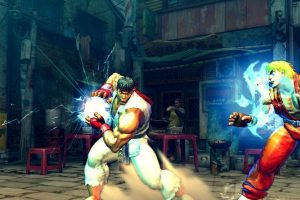 Street Fighter IV Available On Xbox One Through Backwards Compatibility