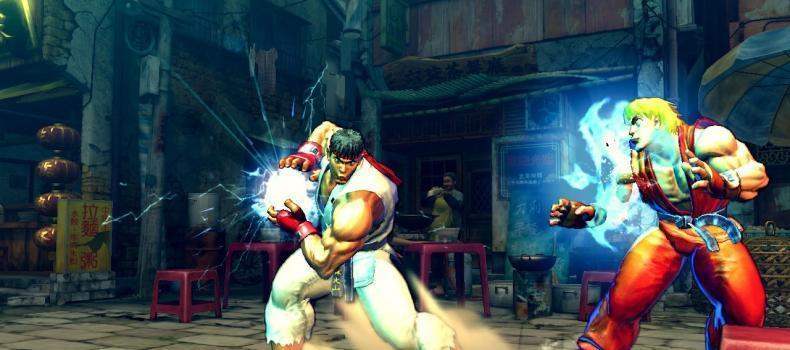 Street Fighter: New Mobile Game in the Works