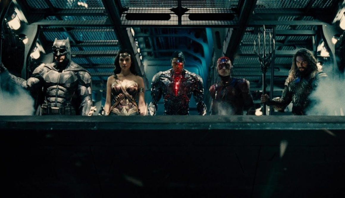 The First Justice League Trailer Is Live