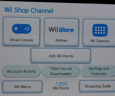 wii shop channel emulator dolphin