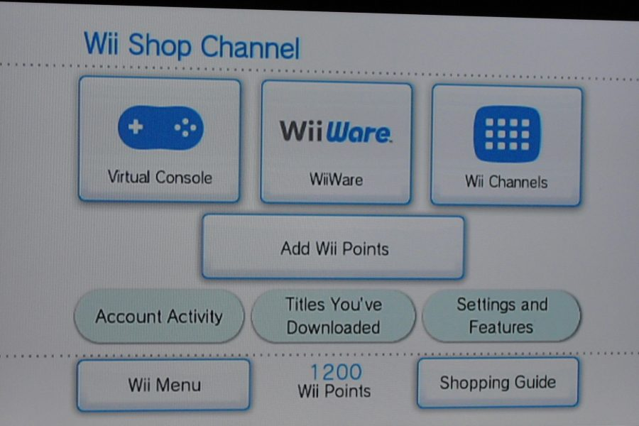 wii shop channel emulator dolphin