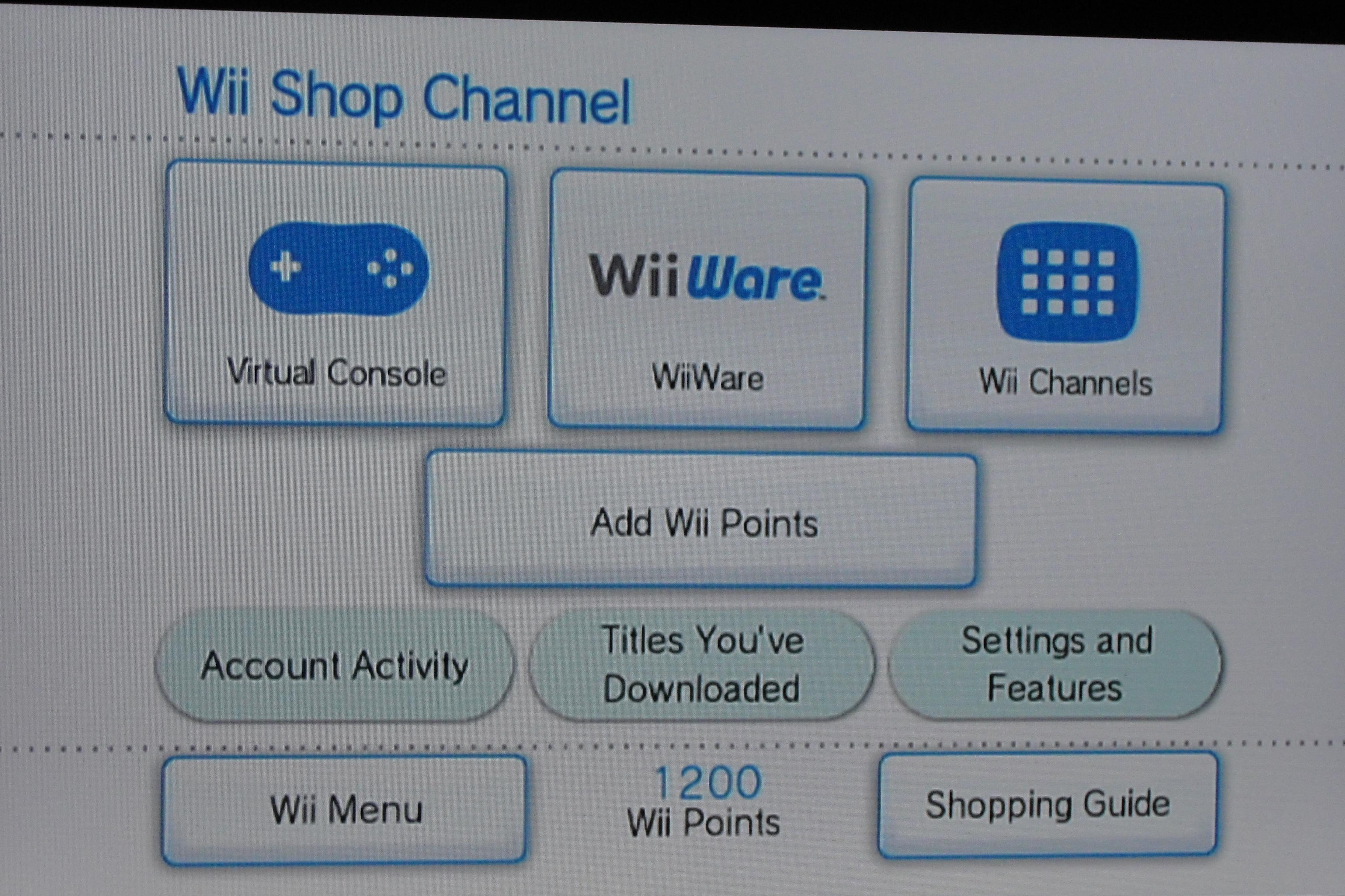 wii shop channel emulator dolphin | popgeeks com