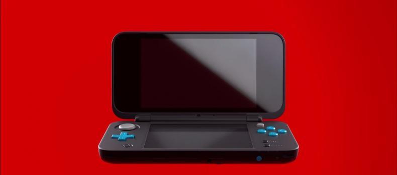 Nintendo Reveals a New 2DS XL Console