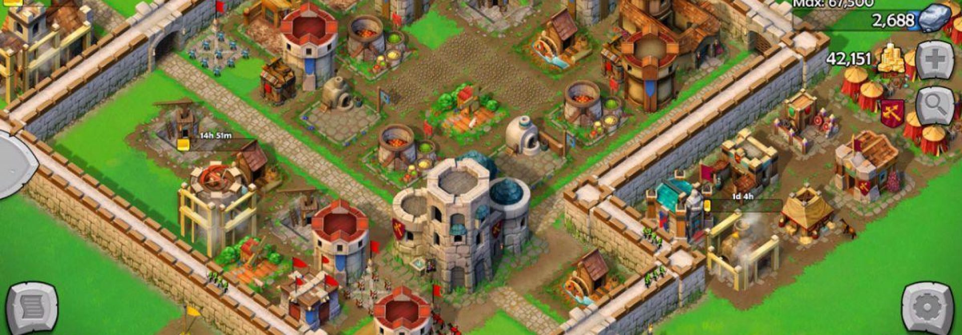 Age of Empires: Castle Siege Hits Android