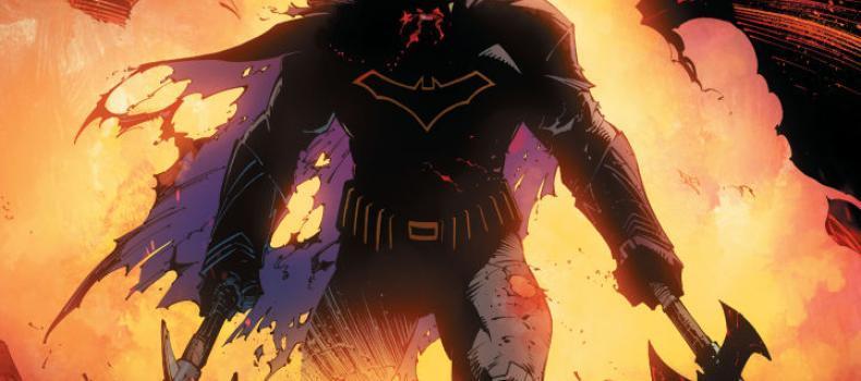 "DC Comics To Launch Special ""Dark Matter"" Line"