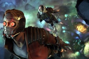 Guardians of the Galaxy: The Telltale Series Launch Trailer