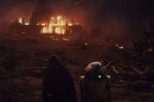 Star Wars: The Last Jedi Trailer Arrives