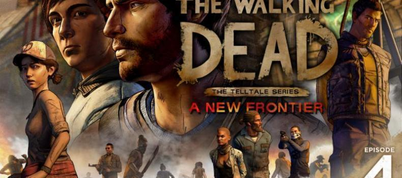 Walking Dead: A New Frontier Episode 4 Review