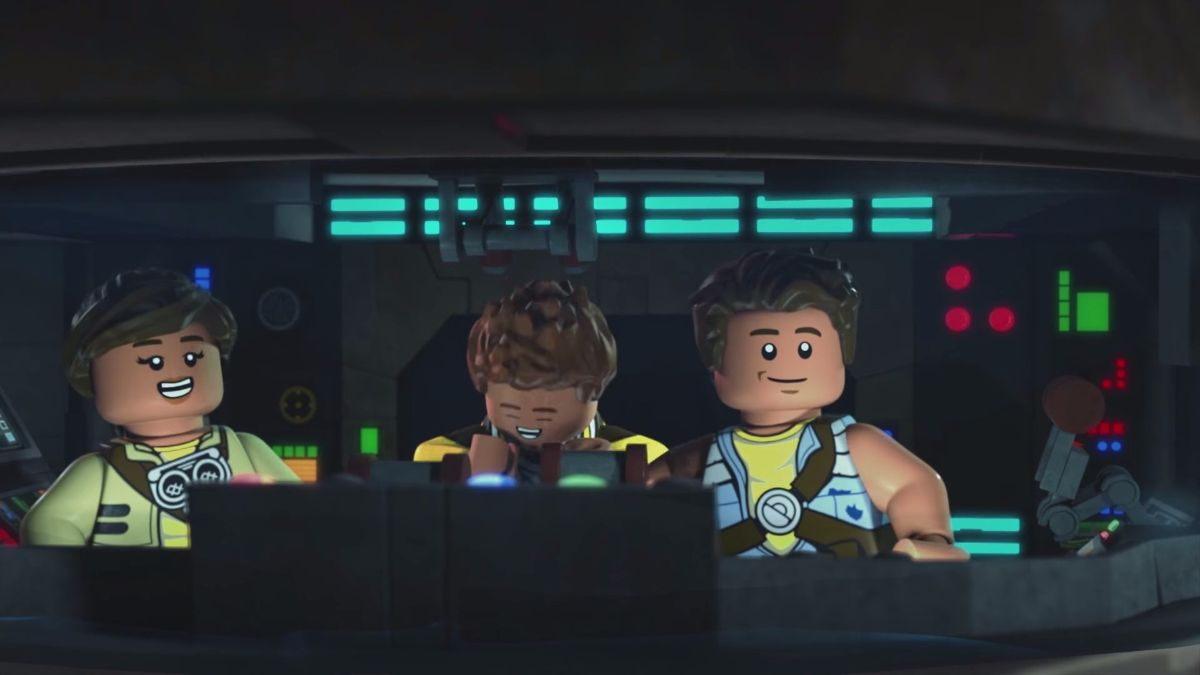 Lego Star Wars The Freemaker Adventures Gets A Second