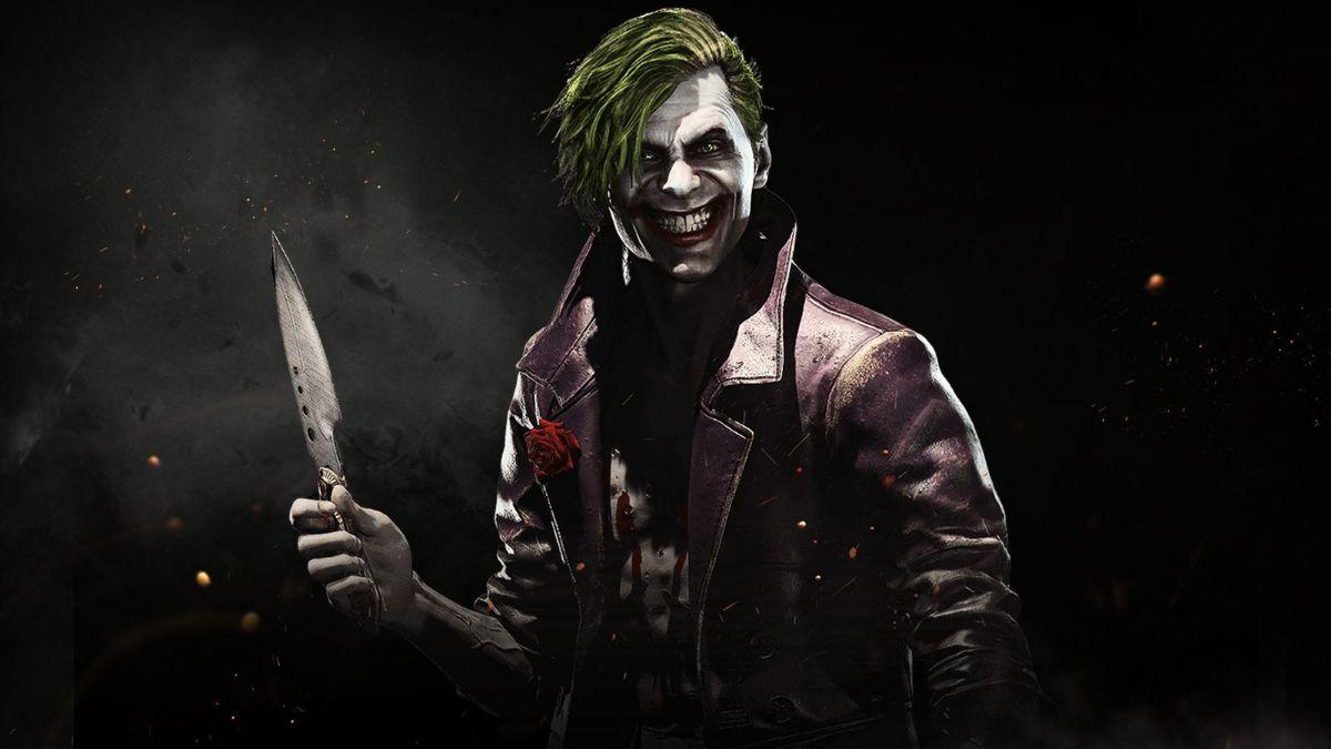The Joker Confirmed As Playable Character In Injustice 2 ...