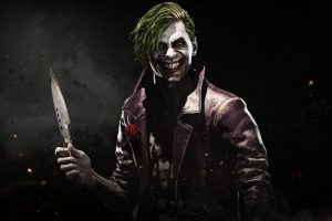 The Joker Confirmed As Playable Character In Injustice 2
