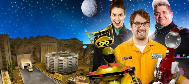 Mystery Science Theater 3000 Literally Riffing On Netflix
