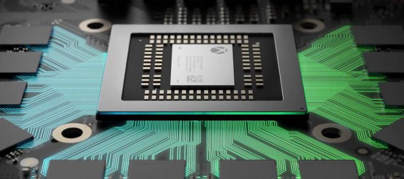 E3 2017: Project Scorpio Is Now Xbox One X