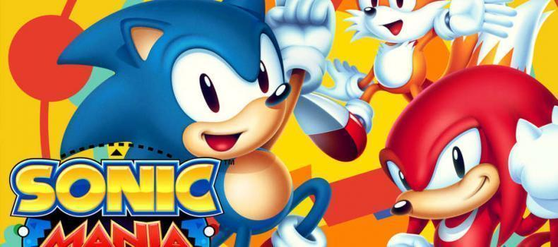 Sonic Mania Will Be Out August 15