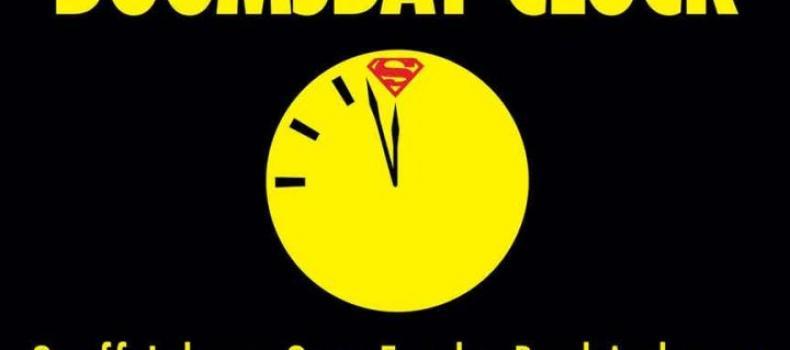 Geoff Johns Reveal Doomsday Clock