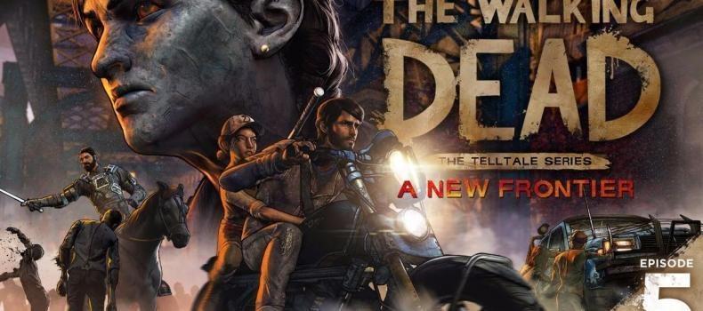 Walking Dead: The New Frontier: From The Gallows Review
