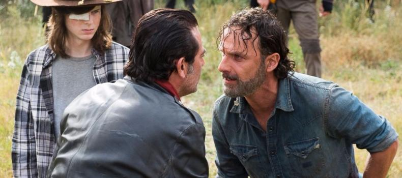 Walking Dead Showrunner Doesn't Think Negan and Rick Are So Different