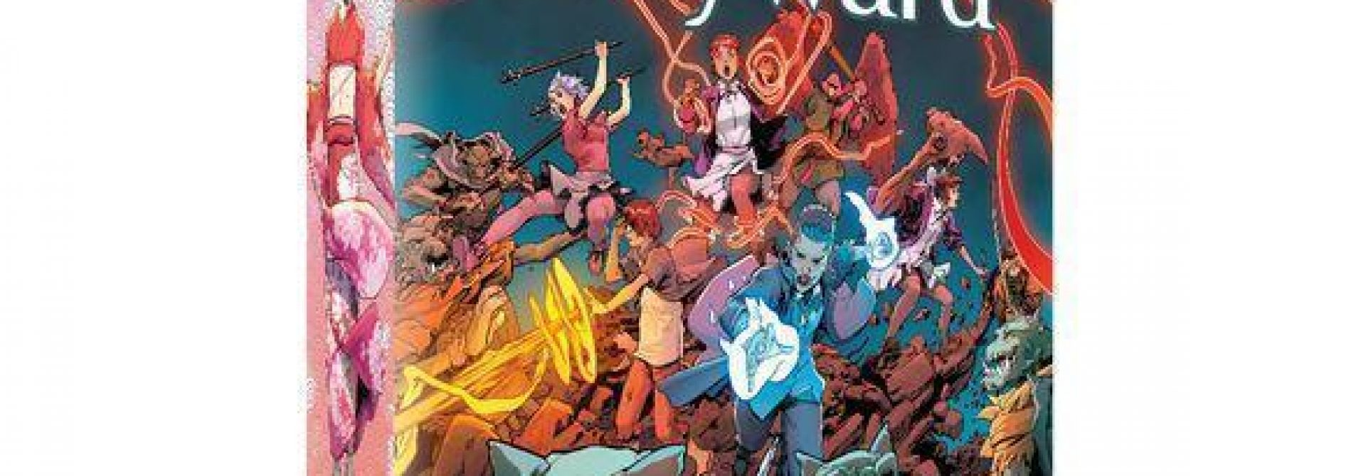 IDW's Wayward To Be Adapted Into Board Game