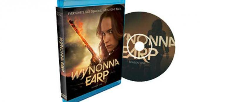 Wynonna Earp Is Getting An Unconventional Blu-Ray Release