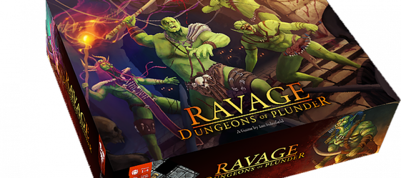 Introducing Ravage: Dungeons Of Plunder