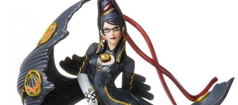 If You Want A Bayonetta Amiibo, Today's The Day